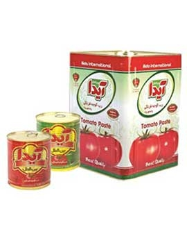 معجون الطماطم