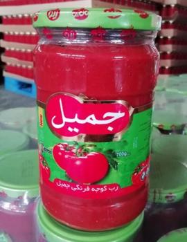 رب گوجه فرنگی آیدا و جمیل
